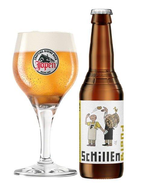 Schillen Blond bier