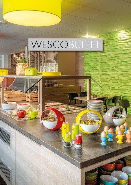 Wesco buffet inrichting