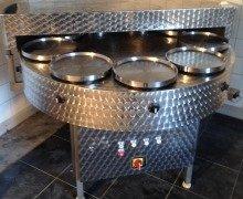 Kuypers pannenkoek bakmachine
