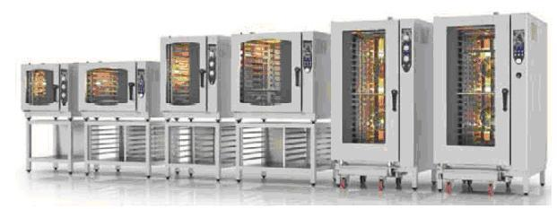Inoxtrend combi-ovens onvectie-ovens