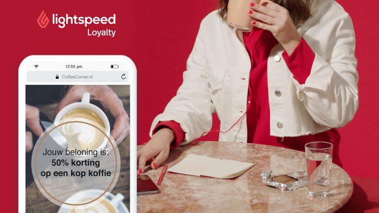LightSpeed Loyalty programma horeca