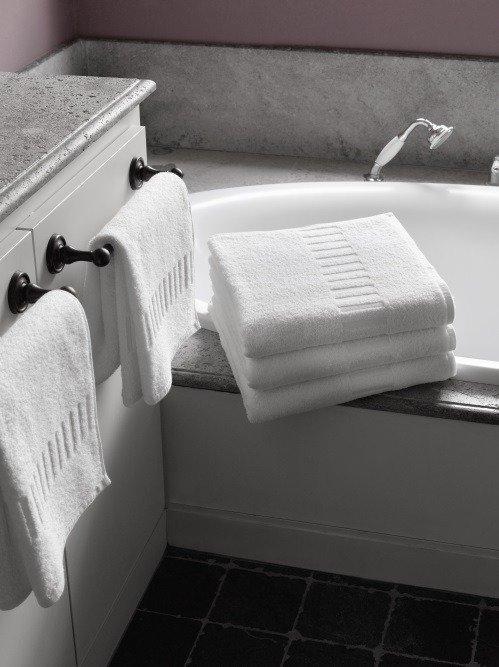 Breez badlinnen Witte Litaer