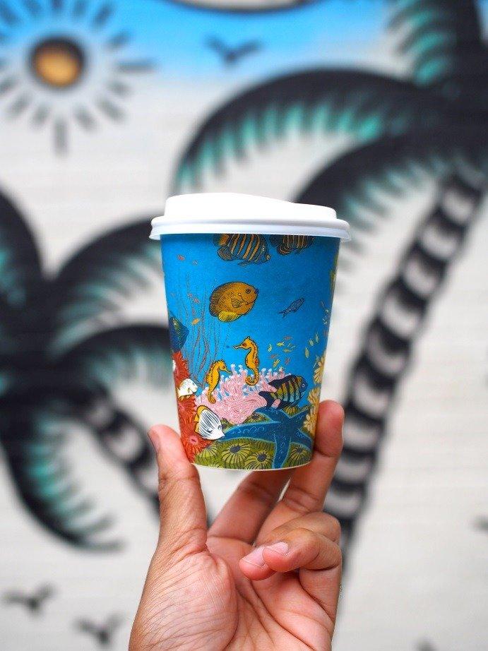 Art Series Duni A cup art