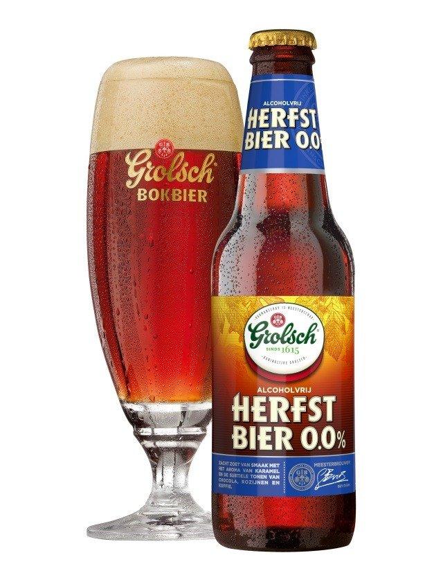 Grolsch Herfstbier 0% Kl